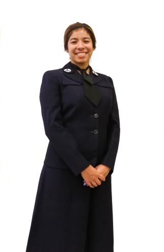 Aurora, Special Collection's undergraduate assistant